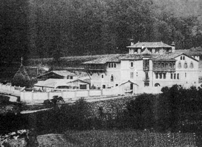 Història de Mas Coromina a la Garrotxa